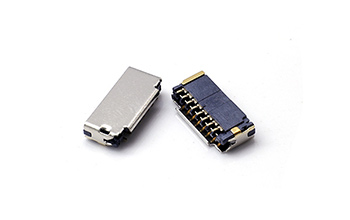 TF CARD 8PIN PH1.1mm SMT type卡座